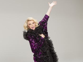 Joan Rivers artist photo