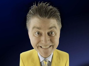 Pat Shortt artist photo