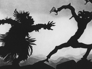 Film promo picture: The Adventures of Prince Achmed