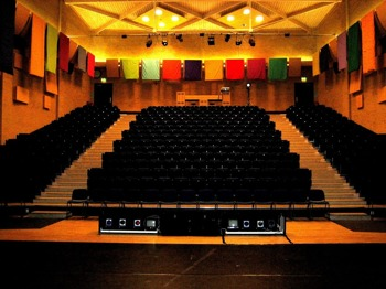 Thornden Concert Hall venue photo