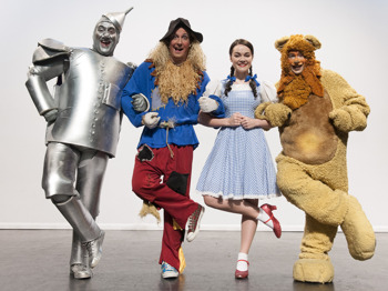 The Wizard Of Oz: Spillers Pantomimes picture