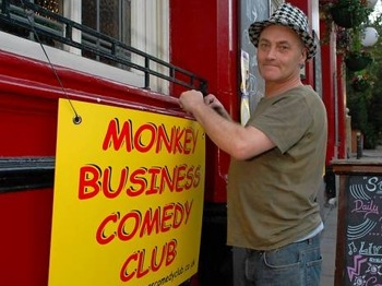 Monkey Business Comedy Club: Martin Besserman, Joey Page, Matt Rees, Fol Arms and Hog, Elliot Mason picture