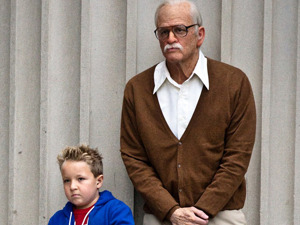Film promo picture: Bad Grandpa