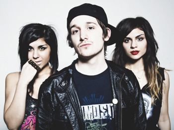 Krewella artist photo