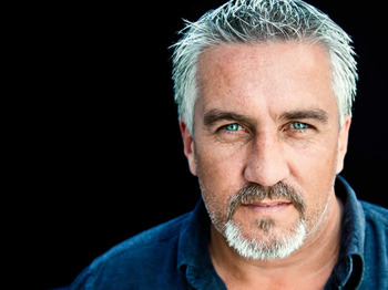 Paul Hollywood artist photo