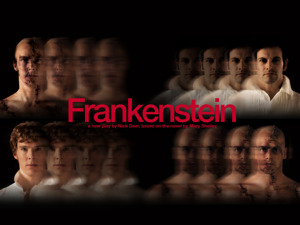 Film promo picture: National Theatre: Frankenstein