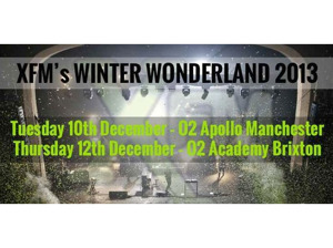 Picture for XFM Winter Wonderland 2013