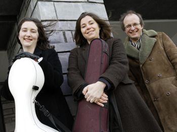 Beethoven Piano Trios III: Gould Piano Trio picture