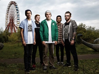 Neck Deep + Doppelganger picture