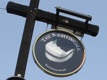 The Nightingale Bar & Dining Rooms venue photo