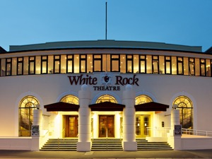 White Rock Theatre & Sussex Hall artist photo