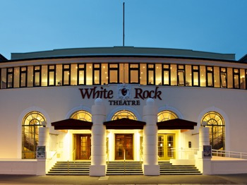 White Rock Theatre venue photo