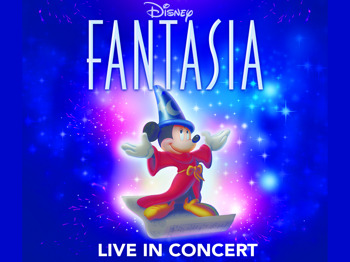 Disney Fantasia - Live in Concert: Royal Philharmonic Orchestra (RPO) picture