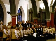 Sale Choral Society artist photo