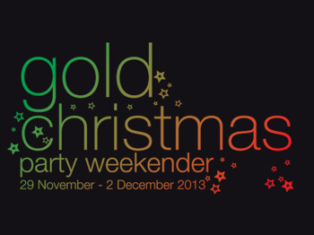 Gold Christmas Party 60's & 70's Weekender picture