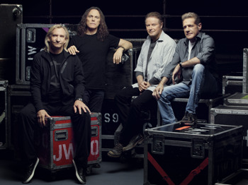 The Eagles artist photo