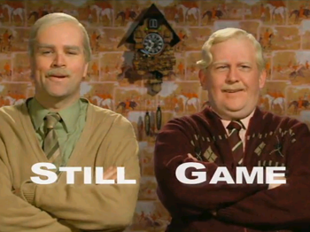 Still Game: Live picture