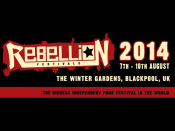 Rebellion Festival 2014  picture