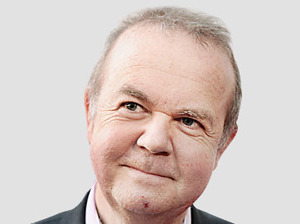 Ian Hislop artist photo