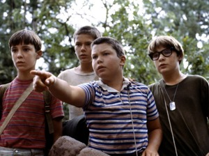 Film promo picture: Stand by Me