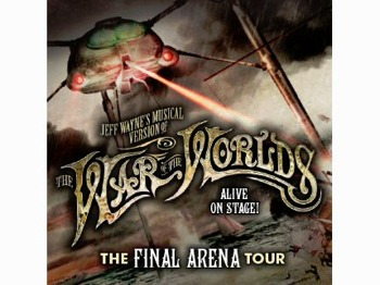 The Final Arena Tour: Jeff Wayne's The War of The Worlds picture