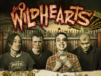 Earth Vs The Wildhearts - 20th Anniversary Tour: The Wildhearts + Eureka Machines picture