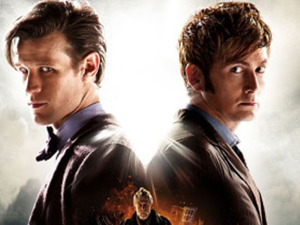 Film promo picture: Doctor Who: The Day Of The Doctor