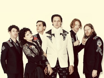 Arcade Fire picture