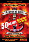 Flyer thumbnail for Legends Of Rock