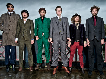 Tankus The Henge + New York Brass Band picture