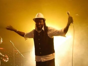 Catch A Fire: Troy Ellis And The Hail Jamaica Band picture