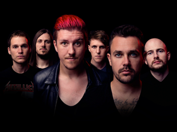 Evening Show: The Blackout + Sonic Boom Six + Proxies picture