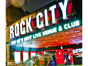 Rock City venue photo