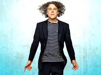 Happyness Inverness Comedy Festival 2013: Life Is Pain: Alan Davies picture