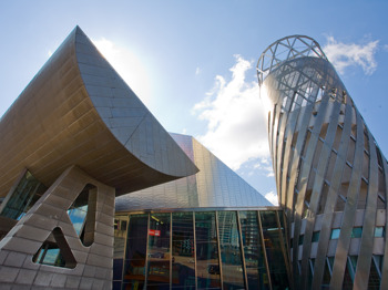 The Lowry venue photo