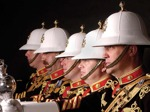Band Of Her Majesty's Royal Marines Scotland artist photo