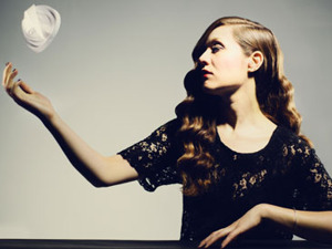 Jessy Lanza artist photo