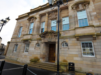 Airdrie Town Hall venue photo