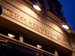The Shacklewell Arms artist photo
