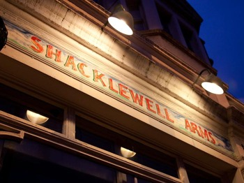 The Shacklewell Arms venue photo