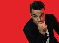 Robbie Williams artist photo