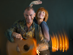 Kiki Dee & Carmelo Luggeri artist photo