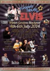 Flyer thumbnail for Europe's Tribute To Elvis Festival