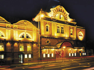 Darlington Civic Theatre artist photo
