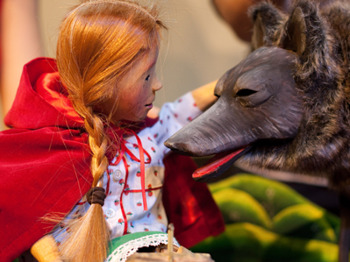 Red Riding Hood: Horse And Bamboo Theatre picture