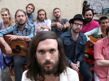 Edward Sharpe & The Magnetic Zeros artist photo