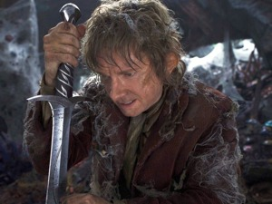 Film promo picture: The Hobbit: The Desolation of Smaug