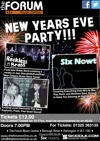 Flyer thumbnail for The Forum New Year's Eve Party