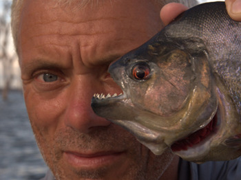 River Monsters Face-To-Face: Jeremy Wade picture
