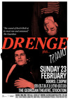 Flyer thumbnail for Drenge + TRAAMS